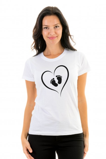 T-shirt Baby Heart