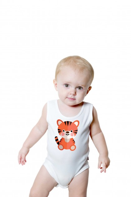Baby romper Baby Tiger