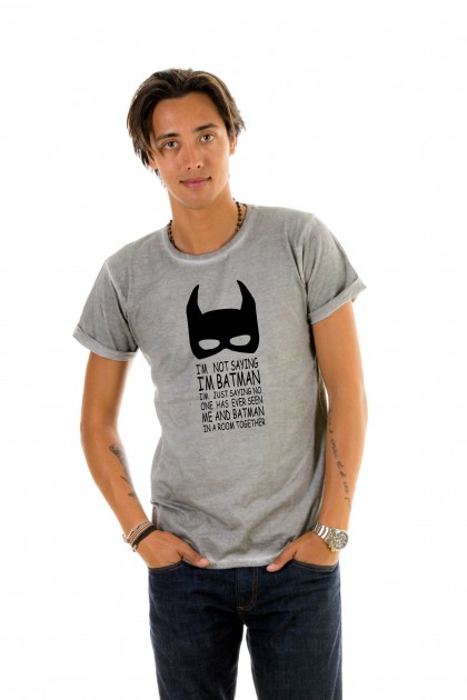 T-shirt I'm Batman