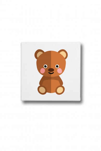 Canvas Bear