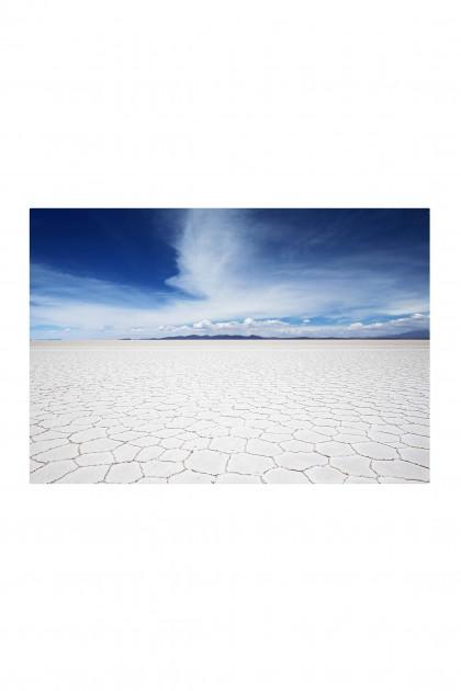 Acrylic Frame Salar de Uyuni - Bolivia By Emmanuel Catteau