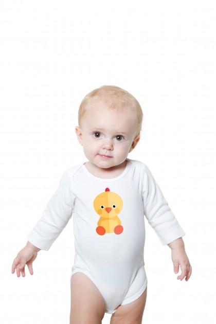 Baby romper Chick