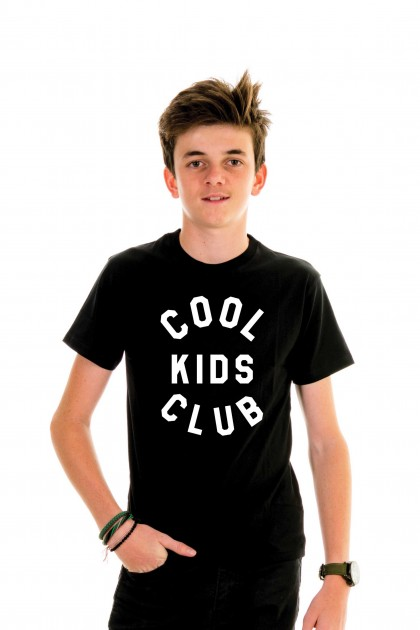 T-shirt kid Cool Kids Club