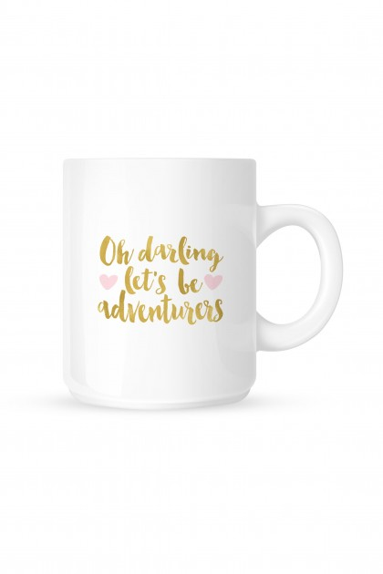 Mug Let's Be Adventurers