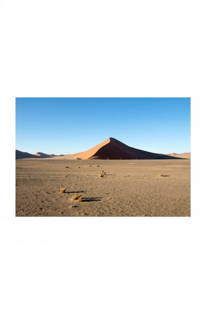 L. Canvas Desert of Namib - Namibia By Emmanuel Catteau