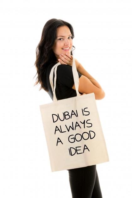 Tote bag Dubai is always a good idea