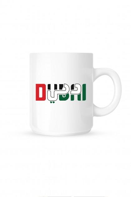 Mug Dubaï UAE