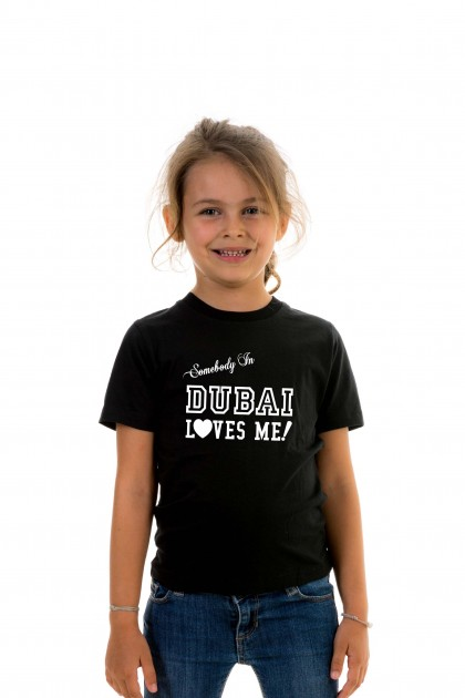 T-shirt kid Dubai Loves Me!