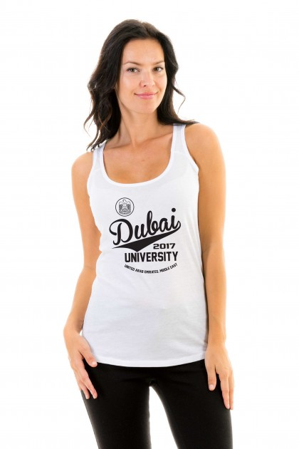 Tanktop Dubaï University 2017