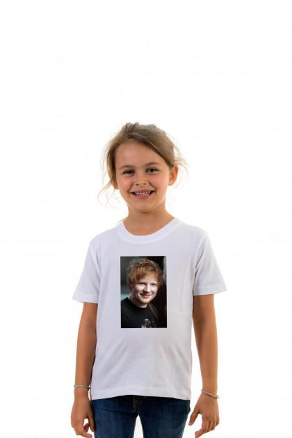 T-shirt Kid Ed Sheeran - Portrait