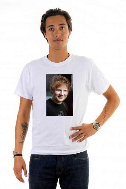 T-shirt Ed Sheeran - Portrait