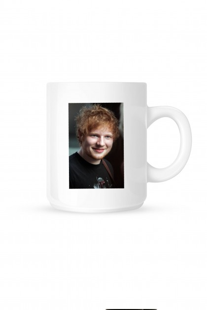 Mug Ed Sheeran - Portrait