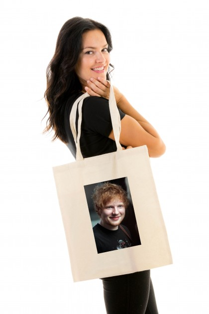 Tote bag Ed Sheeran - Portrait