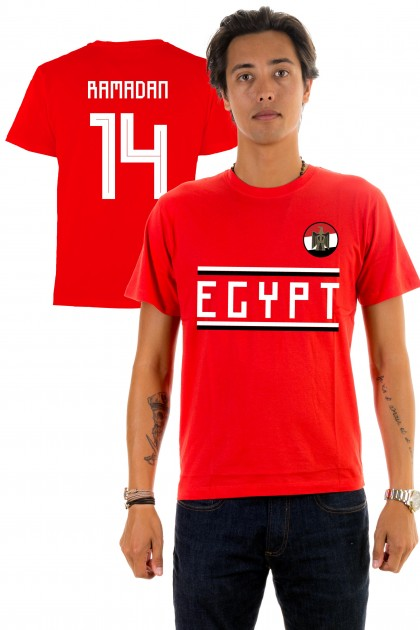 T-shirt World Cup 2018 - Egypt, Ramadan 14