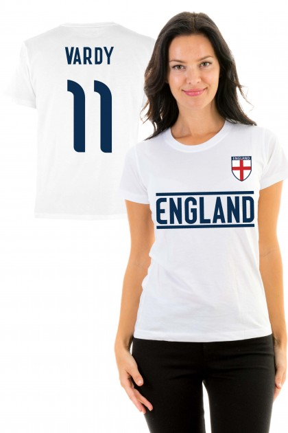 T-shirt World Cup 2018 - England, Vardy 11