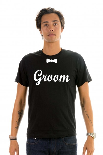 T-shirt Groom