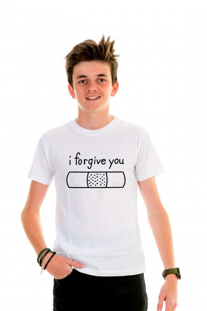 T-shirt kid I Forgive You
