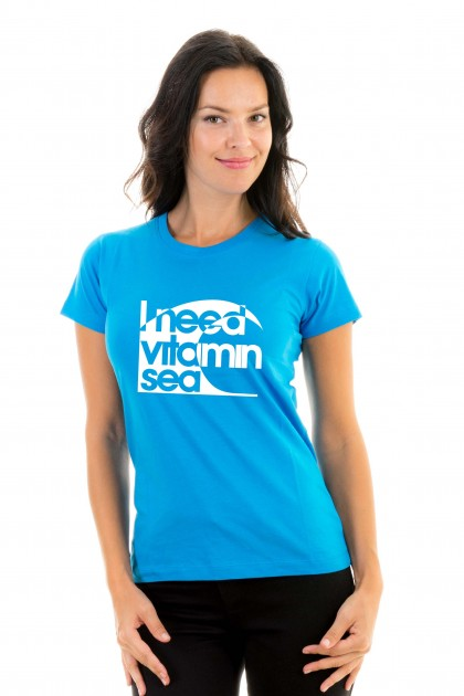 T-shirt I need vitamin sea