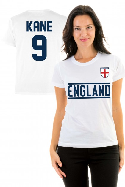 T-shirt World Cup 2018 - England, Kane 9
