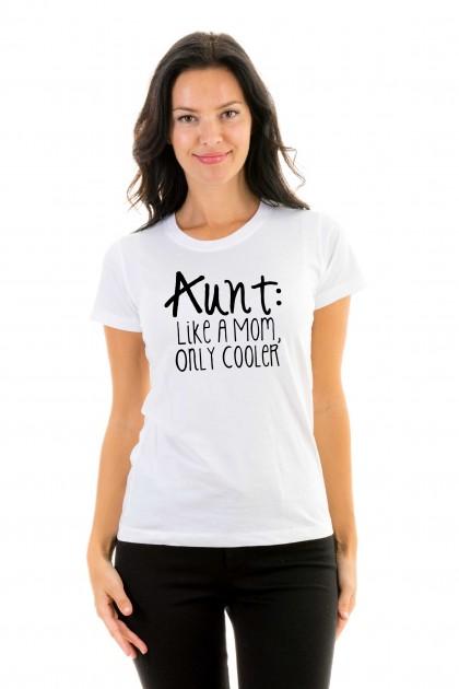 T-shirt Aunt