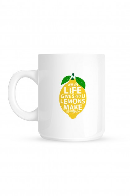 Mug Lemon Lemonade