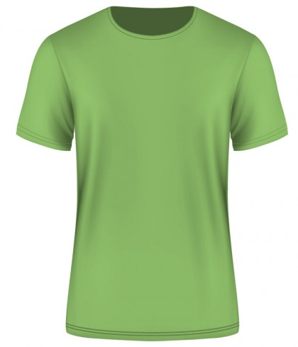 Tshirt Factory Premium for Custom - Ladies LIGHT GREEN - Starting 85 AED