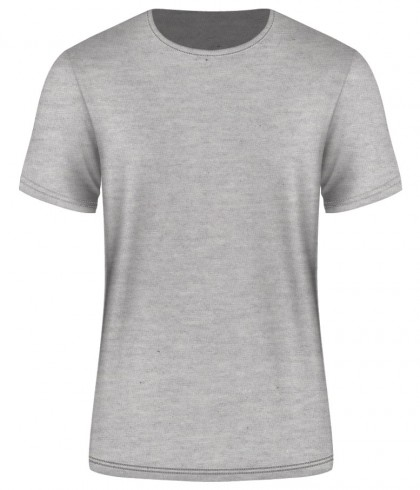 Tshirt Factory Premium for Custom - Ladies LIGHT GREY - Starting 85 AED