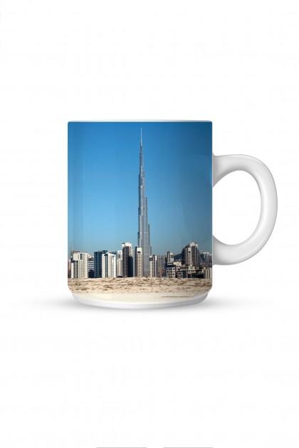 O. Mug Burj Khalifa By Emmanuel Catteau