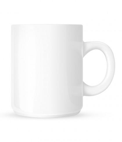Mug for Custom - Unique Size WHITE - 35 AED