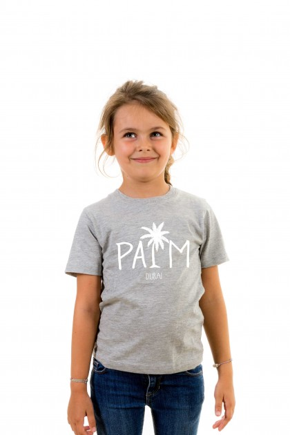 T-shirt kid Palm Dubaï