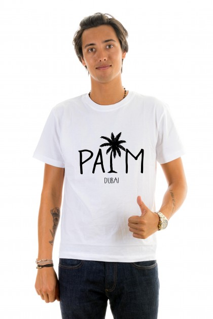 T-shirt Palm Dubaï