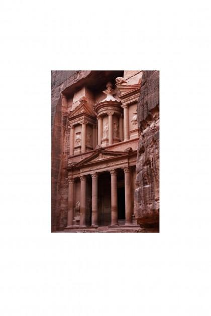 Poster Petra - Jordan By Emmanuel Catteau