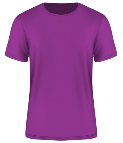 Tshirt Factory Premium for Custom - Ladies PURPLE - Starting 85 AED
