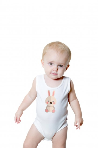 Baby romper Rabbit
