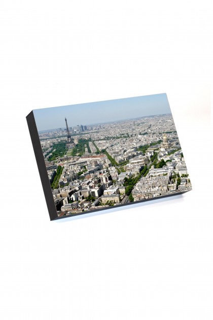 Frame to go Rooftop Paris By Emmanuel Catteau