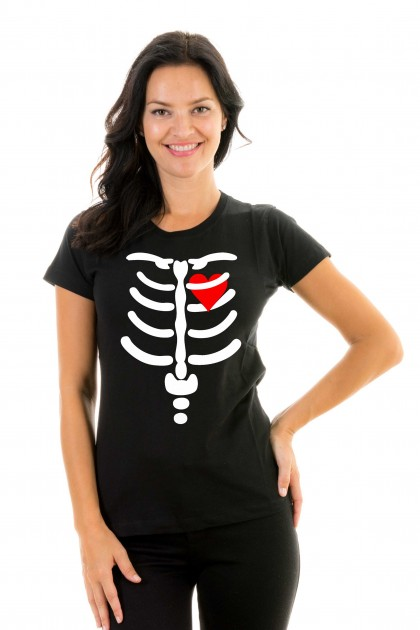 T-shirt Skeleton