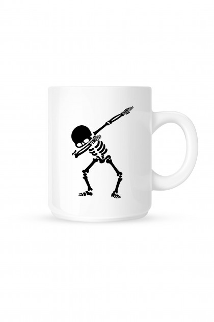 Mug Skeleton Dab