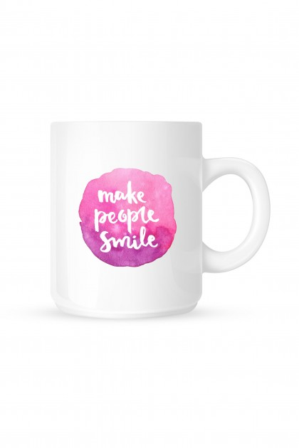 Mug Make People Smile