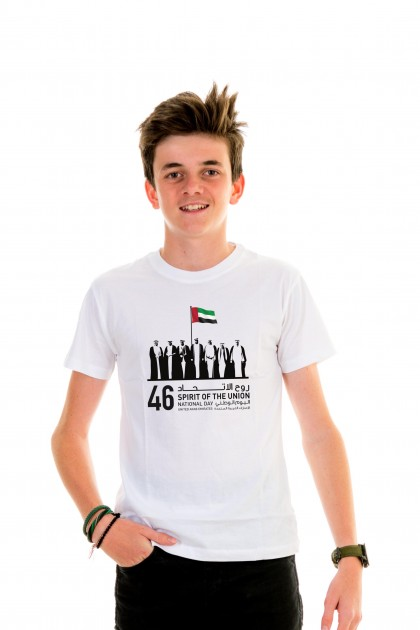 T-shirt Kid Spirit Of The Union 46