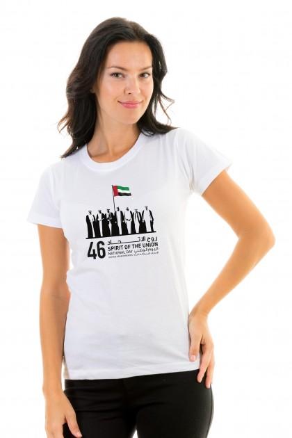 T-shirt Spirit Of The Union 46