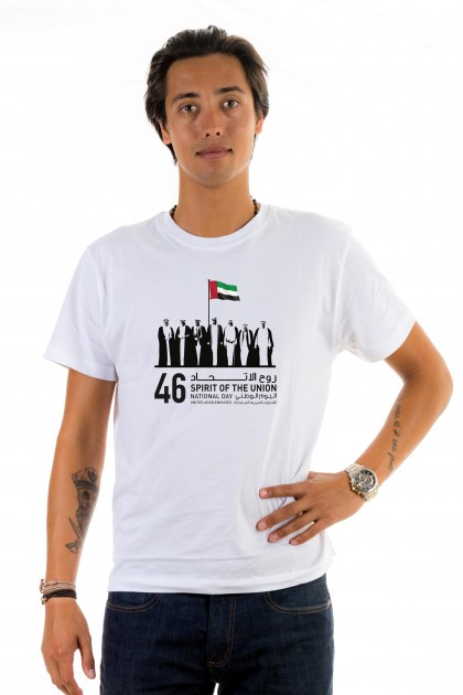 T-shirt Spirit Of The Union 46