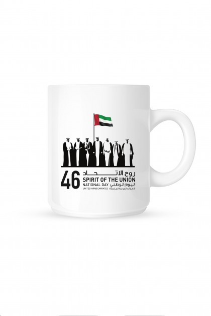Mug Spirit Of The Union 46