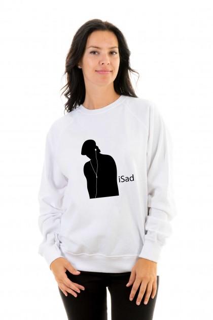 Sweatshirt iSad