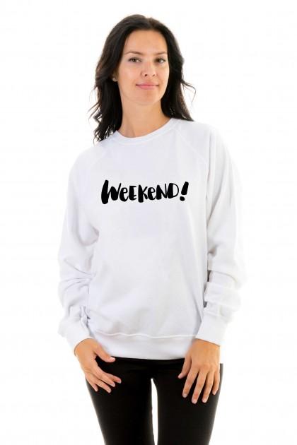 Sweatshirt Weekend !