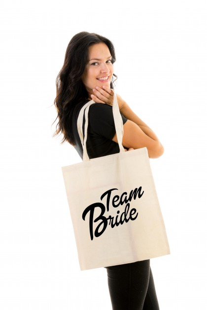 Tote bag Team Bride
