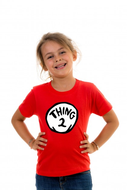 T-shirt kid Thing 2
