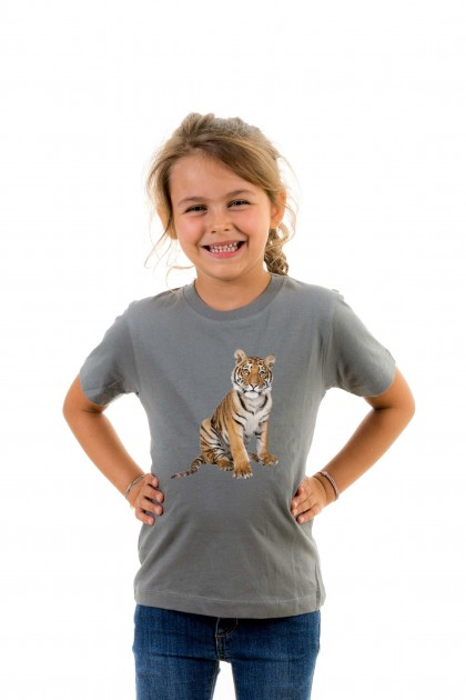 T-shirt kid The Tiger