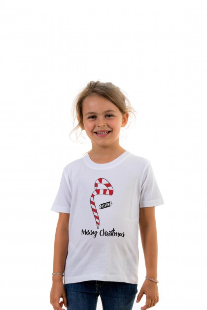 T-shirt Kid The Little Bulbul - Merry Christmas