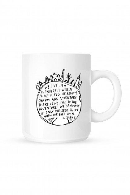 Mug Wonderful World