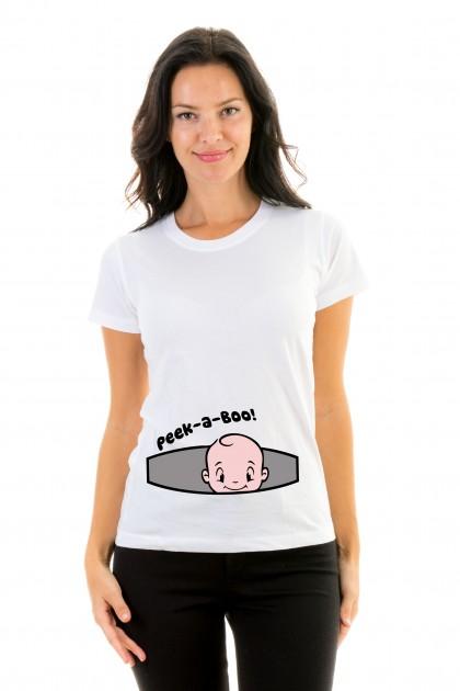 T-shirt Peek-a-Boo